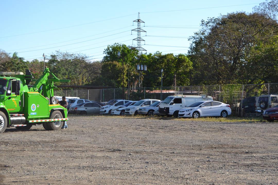 Almacenaje de vehiculos